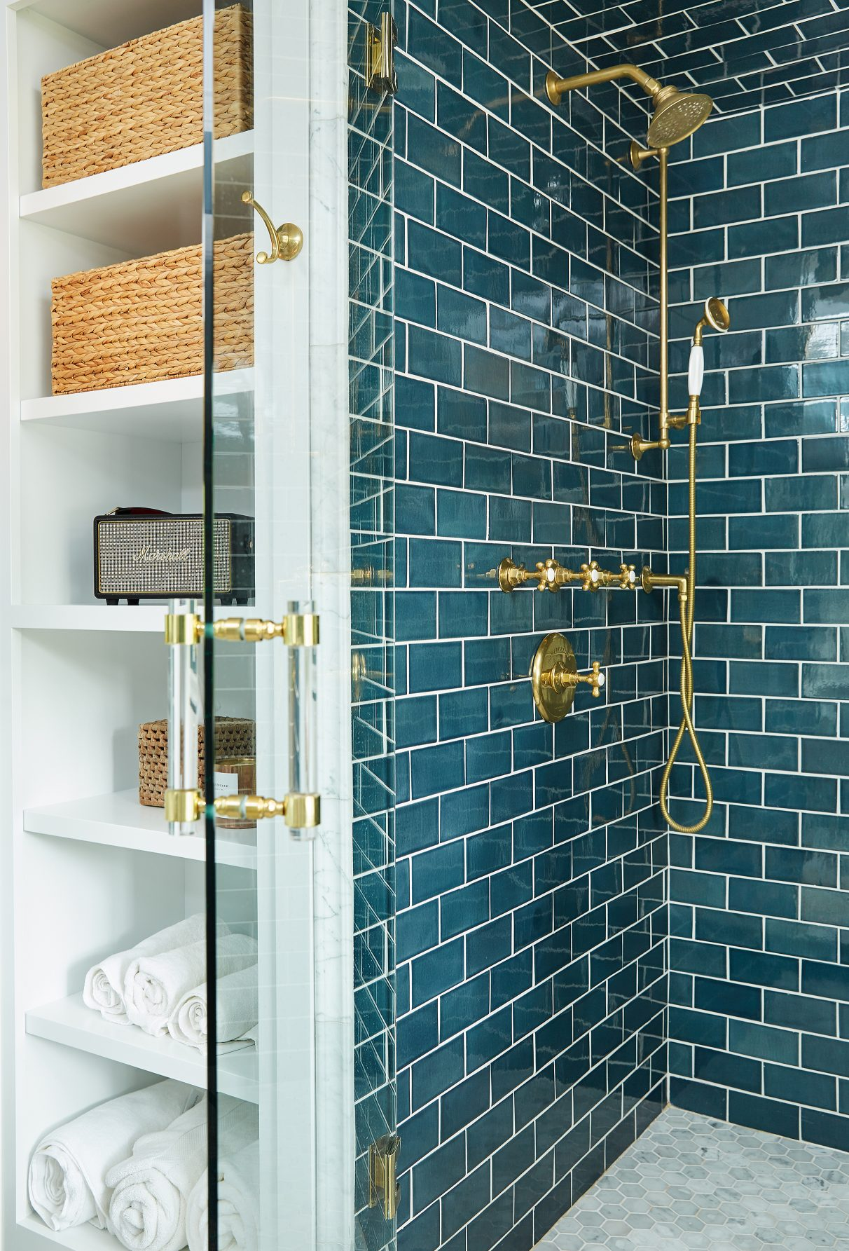 Wydown Project: Shower
