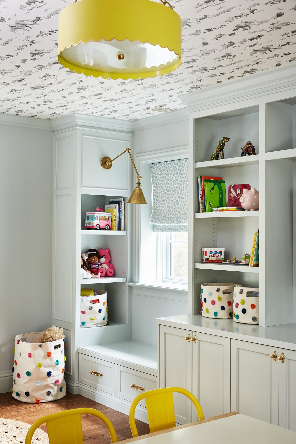 Fordyce project: Kid's room