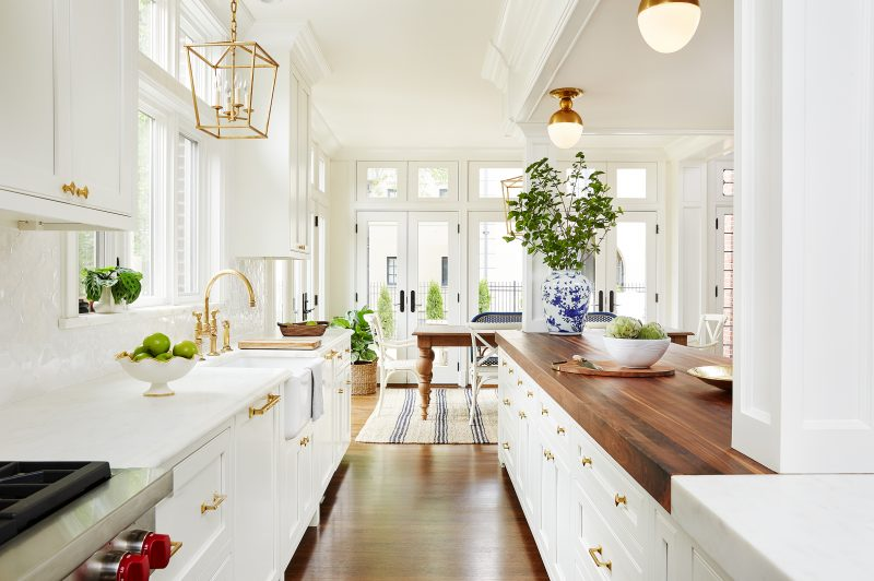 Lindell Project: Kitchen
